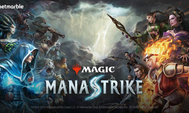Netmarble จัดให้นำ MAGIC: MANASTRIKE ลงแพลตฟอร์มมือถือ