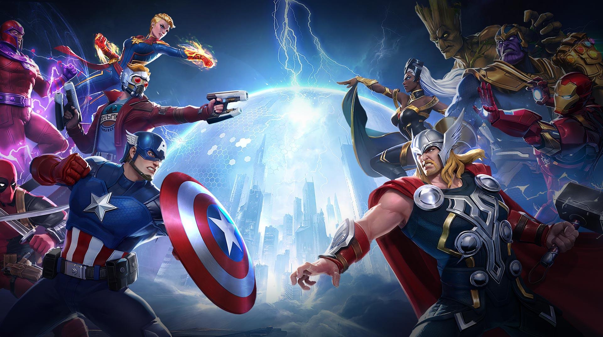MARVEL Super War 21112019 2