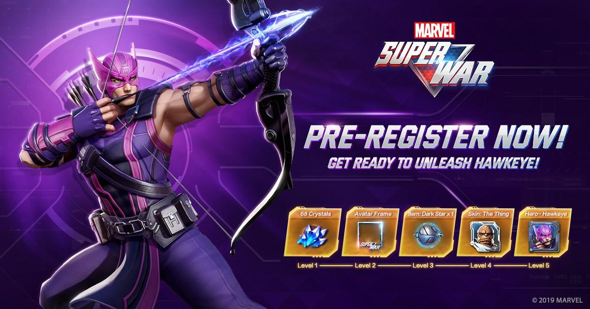 MARVEL Super War 21112019 4