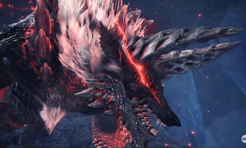 Monster Hunter World: Iceborne อัพเดทหมาสายฟ้า Stygian Zinogre