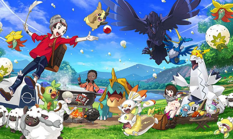 ปล่อยของก่อนขาย Pokemon Sword & Shield เผย Final PV ตัวสุดท้าย