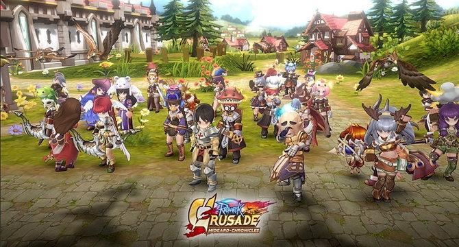 Ragnarok Crusade 18112019 1
