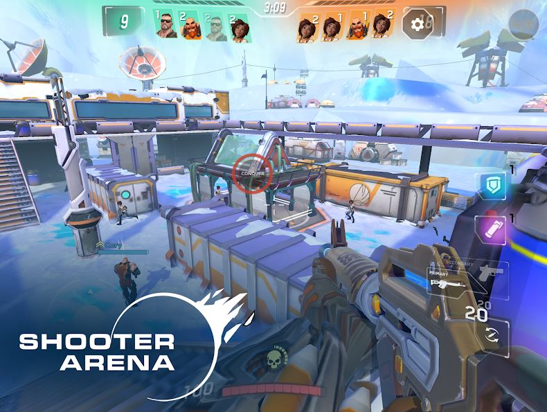 Rise Shooter Arena 6112019 2