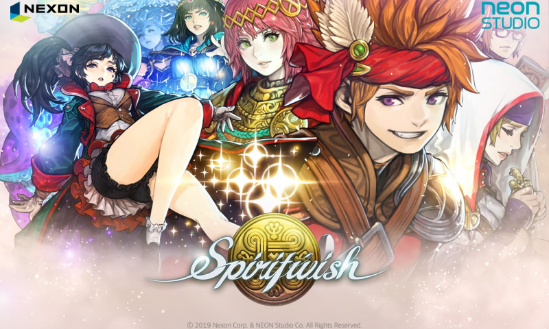 รีวิว SpiritWish เกมมือถือ MMORPG สุดมันส์ตัวใหม่จาก Nexon
