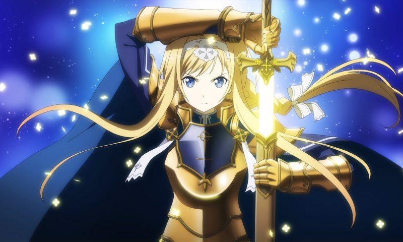 เอาเรื่อง Sword Art Online: Alicization Rising Steel ลงทะเบียนทะลุ 6 แสน
