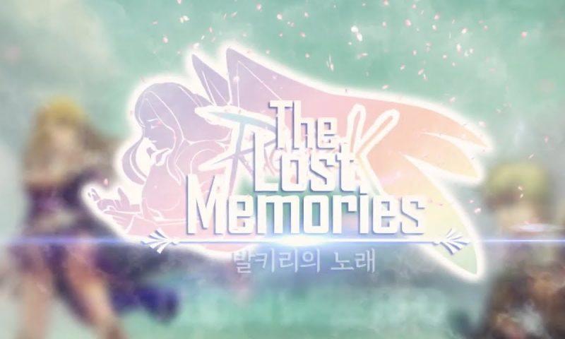 ภาพสุดคลาสสิก The Lost Memories: Valkyrie Songs เกมมือถือซีรีส์ RO