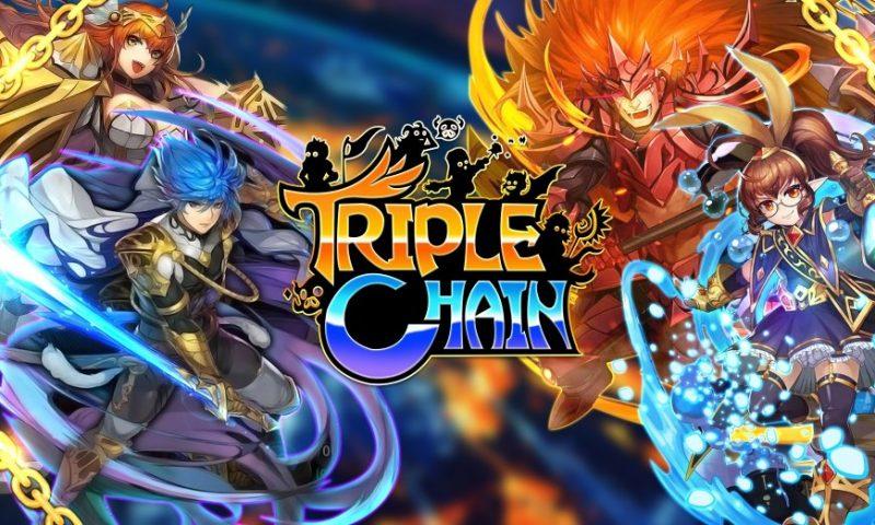 Triple Chain เกมมือถือแนว RPG Puzzle เปิดให้บริการแล้ววันนี้