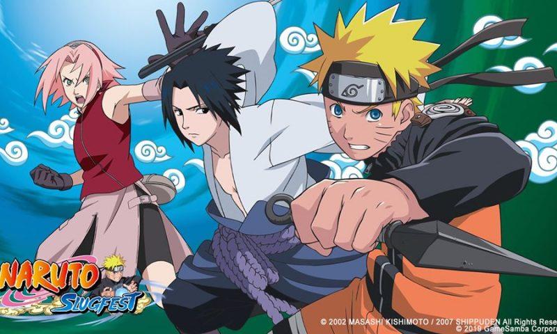เตรียมเปิดศึกสงครามโลกนินจา Naruto: Slugfest เปิดให้ลงทะเบียนแล้ววันนี้