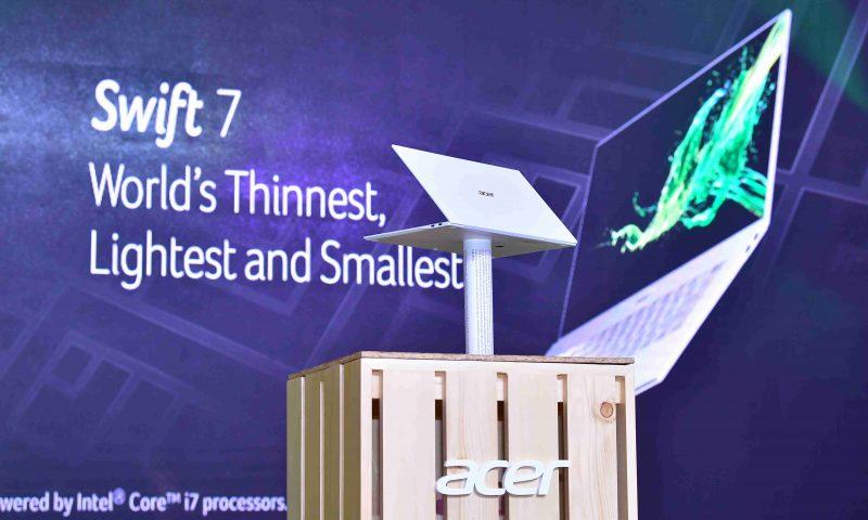 Acer จัดหนักเปิดตัวสินค้า CPU Gen 10 พร้อมเปิดแคมเปญ Together We Change