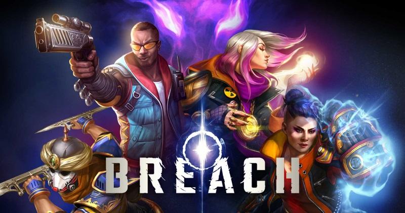 Breach Action RPG