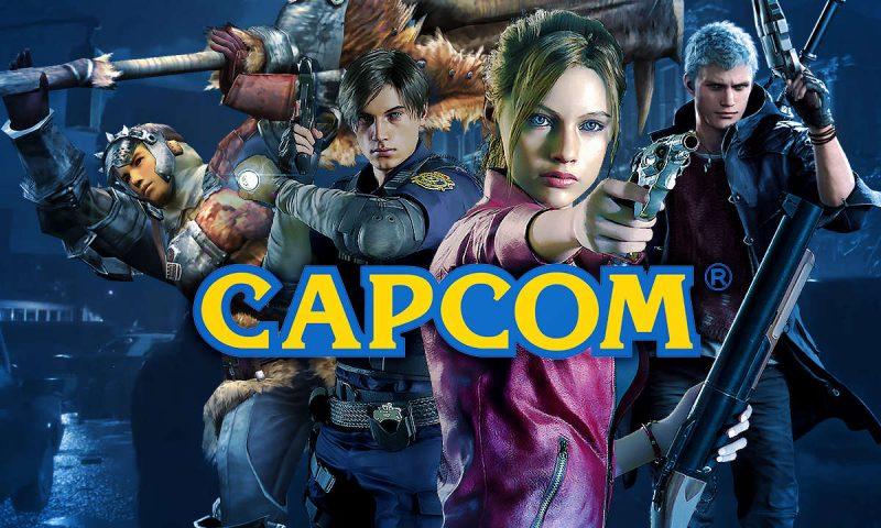 อยากรู้เลย CAPCOM จะเปิดเผยเกมใหม่สองเกมในงาน Jump Festa 2020