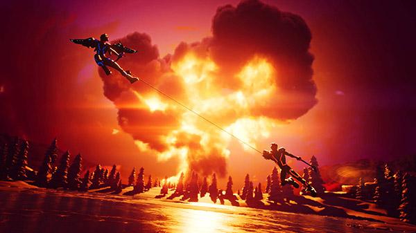 ลืมกันยัง Darwin Project เกมออนไลน์แนว Battle Royale ภาพการ์ตูน