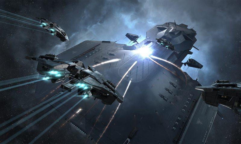 EVE Echoes เกมมือถือ MMO Sci-fi สงครามอวกาศเปิด Open Beta แล้ววันนี้