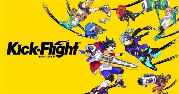 Kick-Flight เกมมือถือแนว Action Fighting สุดอนิเมะเตรียมเปิดต้นปีหน้า