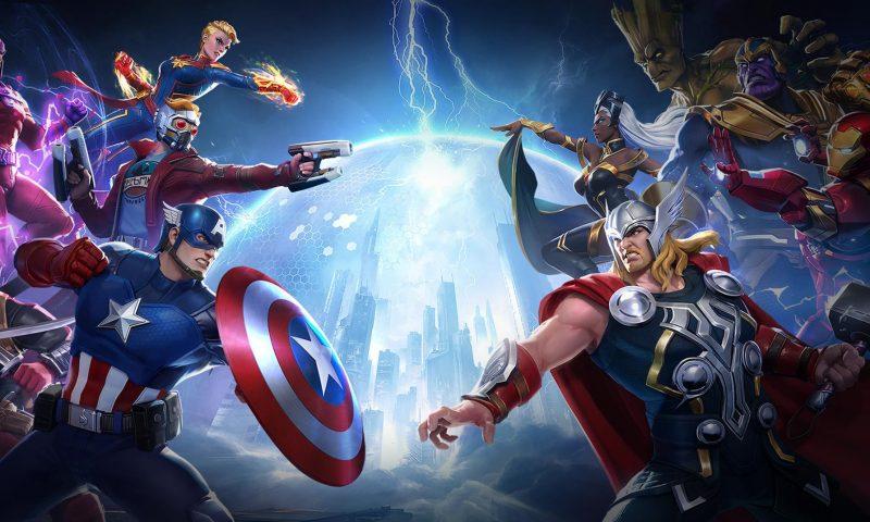 รีวิว Marvel Super War เกมมือถือแนว MOBA ในจักรวาลมาร์เวลซูเปอร์ฮีโร่