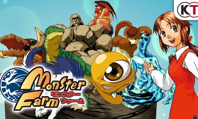 Monster Farm เกมเลี้ยงมอนสุดคลาสสิกเปิดให้เล่นในเวอร์ชั่นมือถือแล้ว