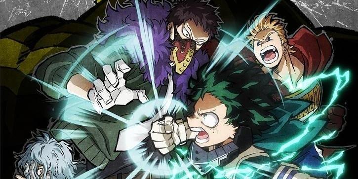 My Hero Academia: One's Justice 2 ปล่อยตัวอย่างใหม่อัพเดทตัวละคร