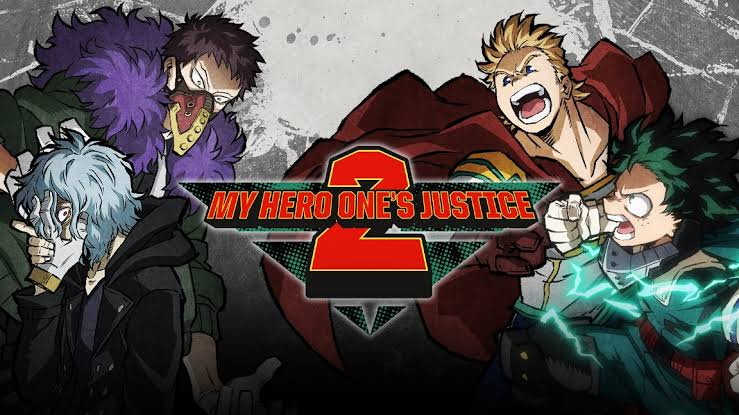 My Hero One's Justice 2 17122019
