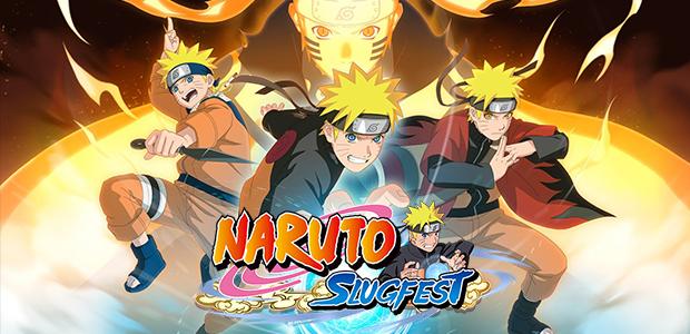 แจก Code ทดสอบ Naruto: Slugfest เกมมือถือ MMORPG Openworld ...