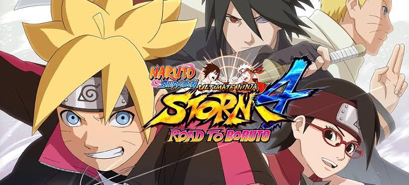 Naruto: Storm 4 Road to Boruto เตรียมเปิดตัวบน Switch ต้นปี 2020