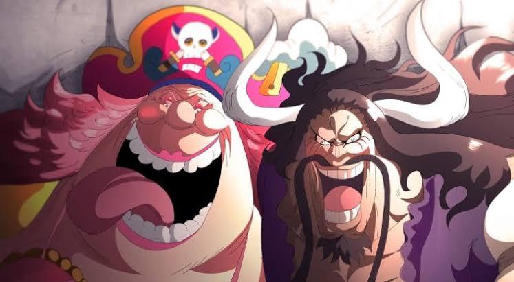 ONE PIECE Pirate Warriors 4 เพิ่มตัวละครสุดแกร่ง Big Mom และ Kaido