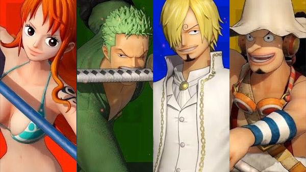 One Piece: Pirate Warriors 4 เผยตัวอย่าง Gameplay ของสมาชิกหมวกฟาง