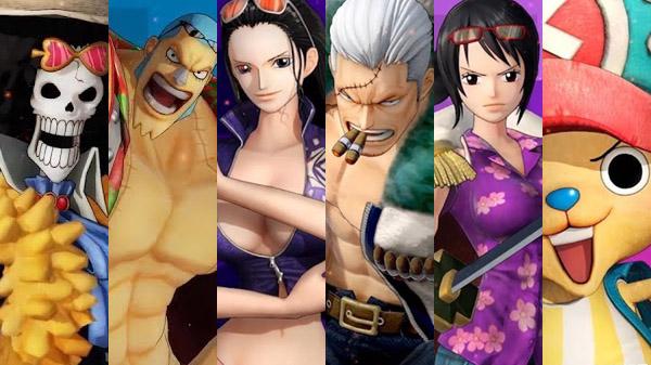 One Piece: Pirate Warriors 4 อัพเดทตัวอย่าง Gameplay อีก 6 ตัว