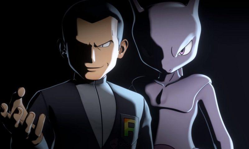 Pokémon Masters เปิดตัว Event ให้หาคู่หูสุดโหด Giovanni และ Mewtwo