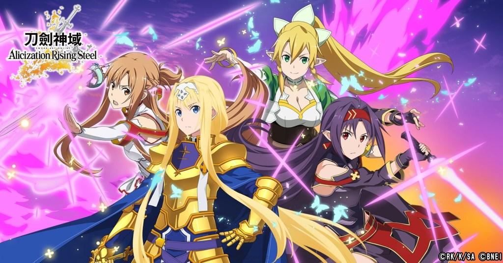 Sword Art Online 3122019 1