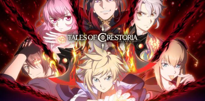 Tales of Crestoria เกมมือถือ RPG สุดเมะออกมาปล่อยตัวอย่างใหม่