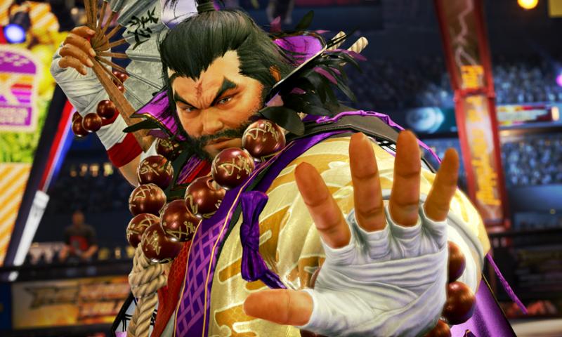 Tekken 7 เปิดให้เล่นตัวละครใหม่ GANRYU และ LEROY SMITH