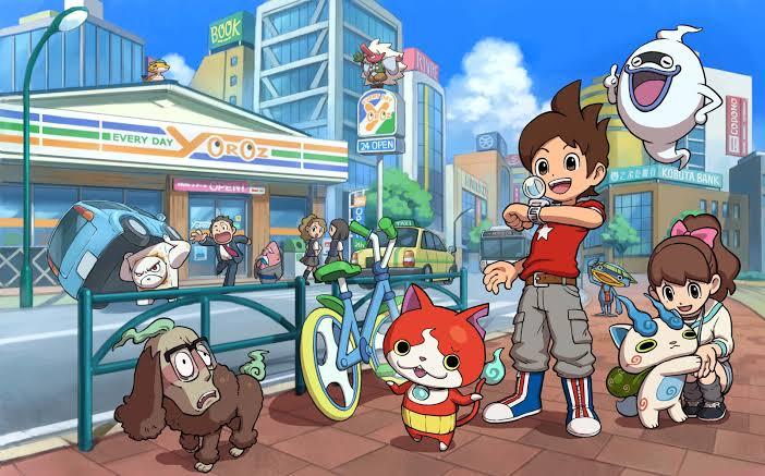 Level 5 ประกาศทำเกม Yo-kai Watch ภาคใหม่ภายในปีหน้า