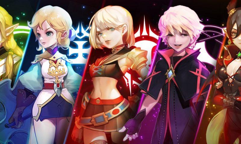 World of Dragon Nest เกมมือถือ MMORPG ตัวแรงใหม่เตรียมเปิด 8 ม.ค.