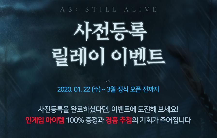 A3 Still Alive 27120220