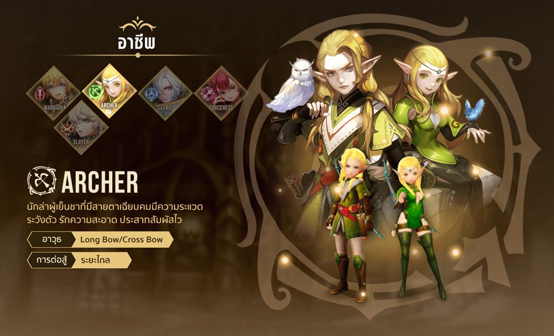 Archer TH