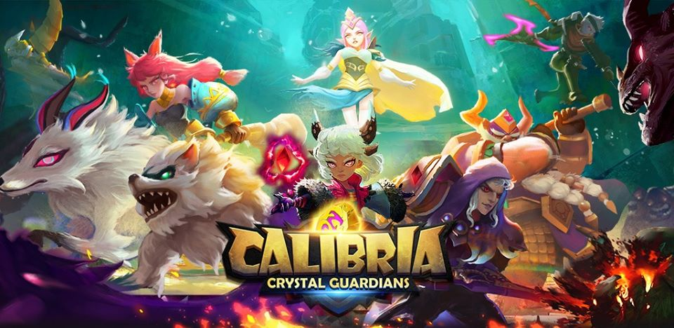 Calibria Crystal Guardians 250163