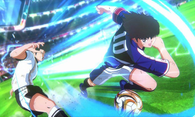 บันไดเผยเกมใหม่ Captain Tsubasa: Rise of the New Champions