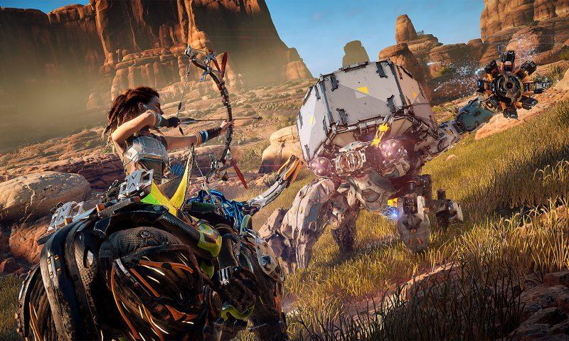 Horizon Zero Dawn 2 ดูเหมือนจะพัฒนาเกมให้มีโหมดออนไลน์ Co-op