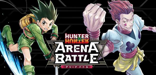 มาตามนัด HUNTER×HUNTER: Arena Battle เกมใหม่จากการ์ตูนชื่อดัง