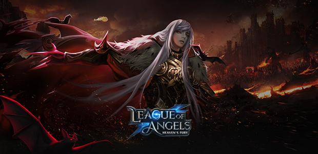 LEAGUE OF ANGELS เกมออนไลน์ MMOARPG กำลังภายในสุดอลังการ