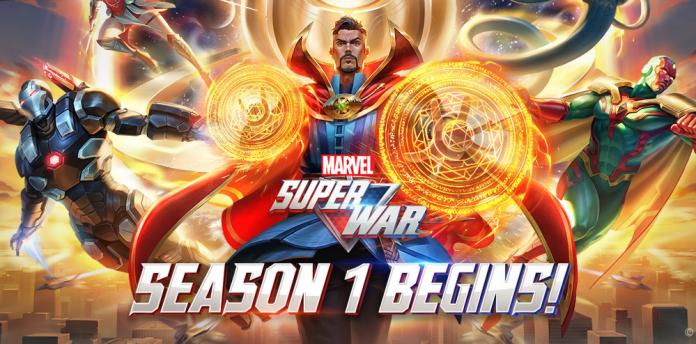 MARVEL Super War อัพเดทฮีโร่ Doctor Strange และประเดิม Season 1