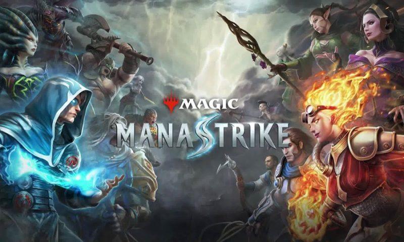 Magic: Manastrike การต่อสู้ในโลกแห่งเวทมนตร์เปิดให้บริการแล้ว