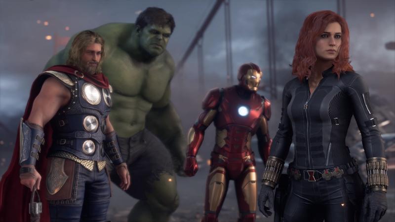 Marvel's Avengers 1612020 2