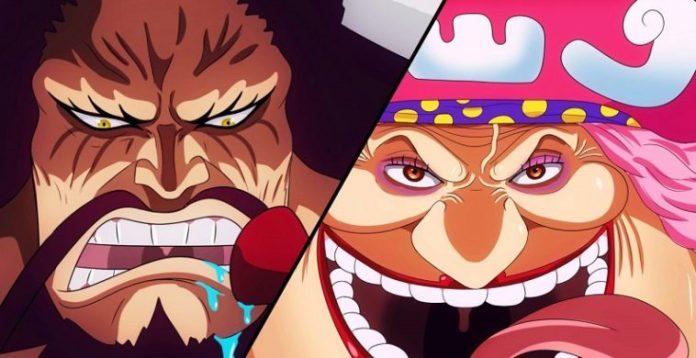 One Piece: Pirate Warriors 4 ปล่อยตัวอย่างของ 2 จักรพรรดิโจรสลัด