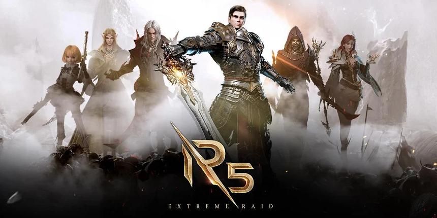 R5: Extreme Raid เกมมือถือแนว 3D MMORPG กราฟิกแรงเปิดให้ลงทะเบียน
