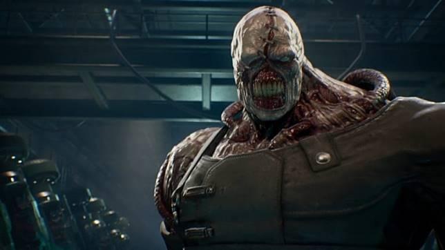 Resident Evil 3 Remake เผยตัวอย่างใหม่ให้เห็นโฉมหน้าของ Nemesis
