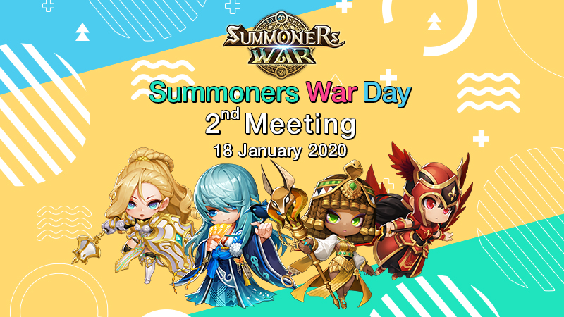 Com2uS จัดใหญ่ Summoners War Day 2nd Meeting มีตติ้งแฟนคลับ