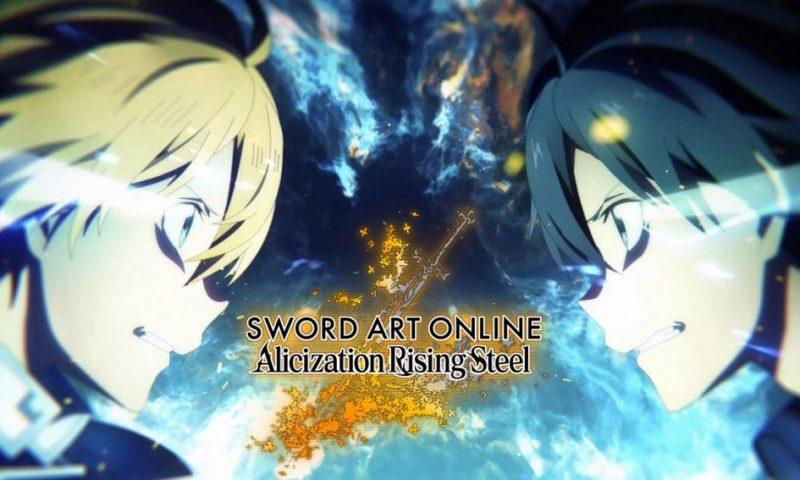 Sword Art Online: Alicization Rising Steel ฉลองครบ 2 ล้านดาวน์โหลด