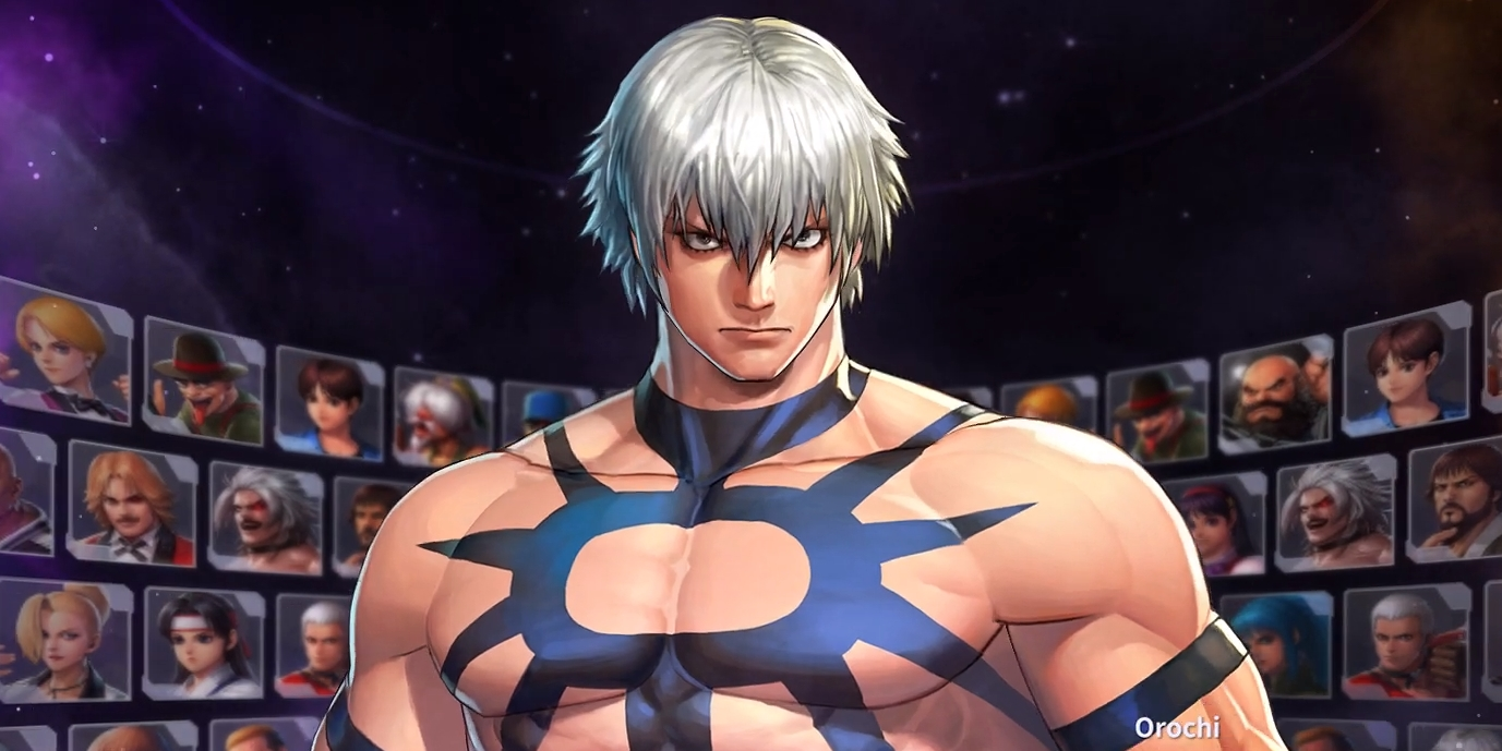 THE KING OF FIGHTERS ALLSTAR 212020 21
