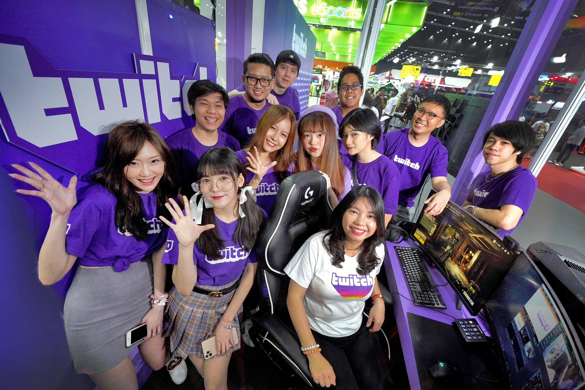 Thailand Game Expo 3012020 2